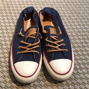 Navy converse shoreline sneaker 6.5 New In Box NIB